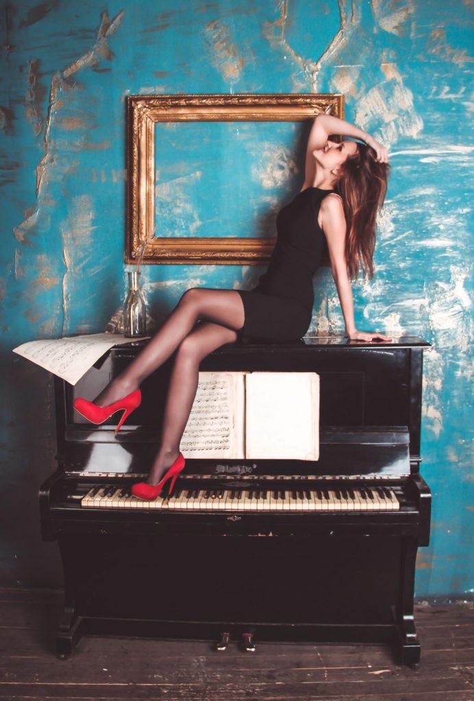 plaisir de jouer du piano