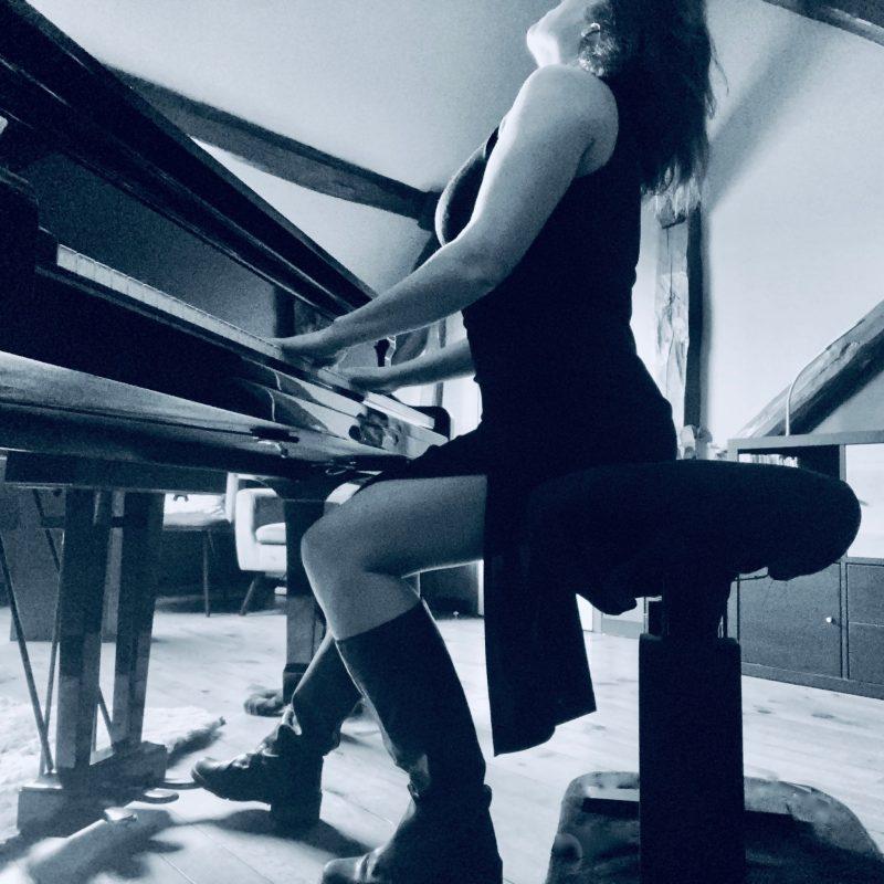 La pianiste Marilou Nézeys