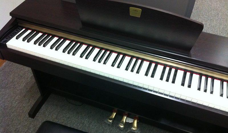 Le clavinova est un exemple de clavier numérique