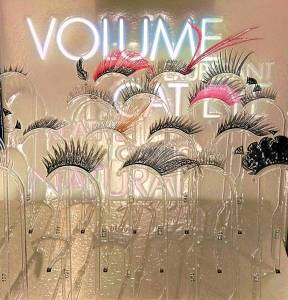 Eye's Volume