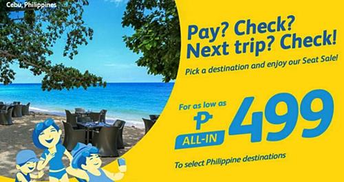 Promo Cebu Pacific