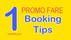 PISO FARE and Other Airlines Promo Sale Booking Tips