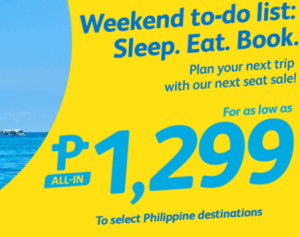 More December 2016 Promos by Cebu Pacific Air!!