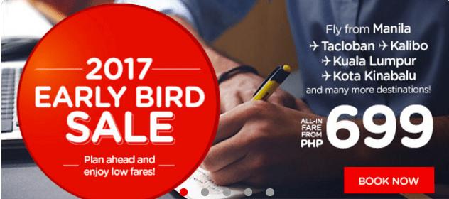2017 Air Asia Promo