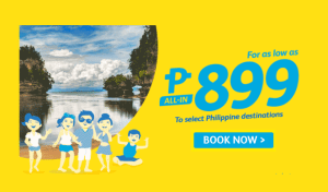 Domestic and International Promo Fares – June to August 2017 Cebu Pacific