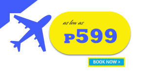 Cebu Pacific Promo April, May, June 2017 for as low as 599 Pesos