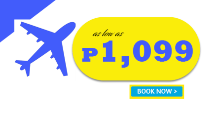 Cebu Pacific Sale