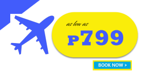 Cebu Pacific Promo Fare for as Low as 799 MAY to AUGUST 2017
