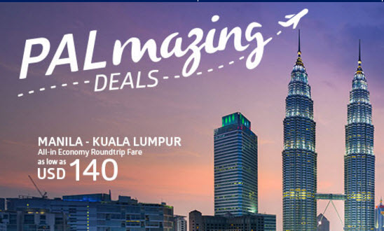 PAL Amazing Deals