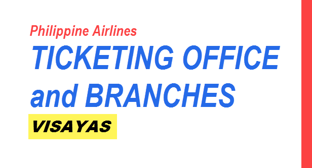 Philippine airlines branches