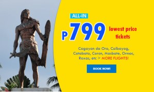 Promo Fare 2017 for September, October, November, December Tickets