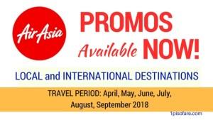 air asia promos april to september 2018