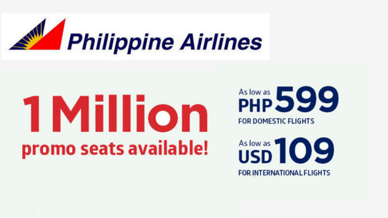 philippine airlines promo july up to december 2018