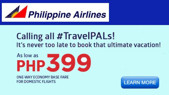 philippine airlines 2019 promos
