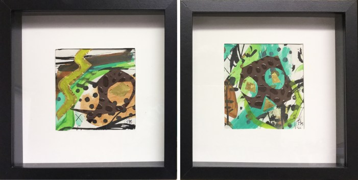 Young Voices Phil Diptych