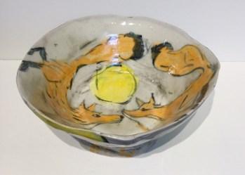 Trudy Skari Large FRox Bowl