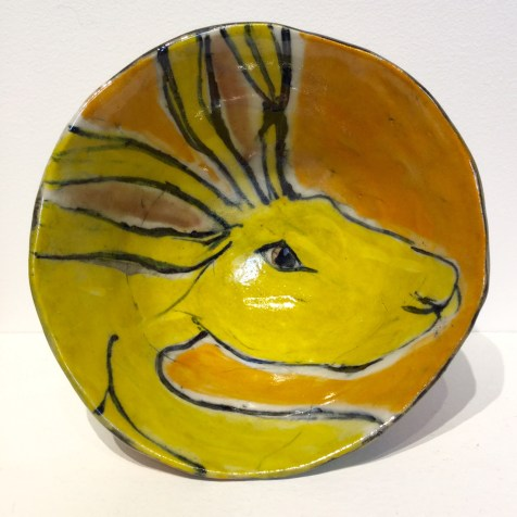 Trudy Skari Rabbit Bowl