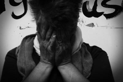 Self Portrait Despair