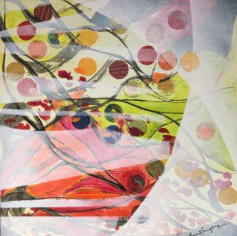Detail of Underground by Maureen Shaughnessy