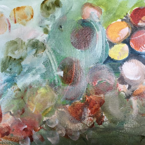 Maureen Intuitive Painting