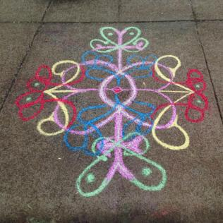 DowntownHelenaSidewalkChalk