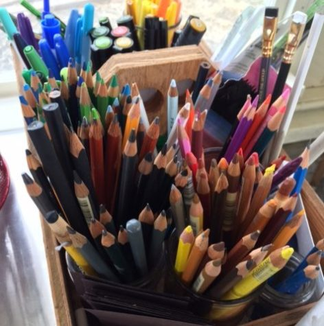 Tina Albro Studio Pencils