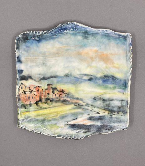 Mountain Town Tile