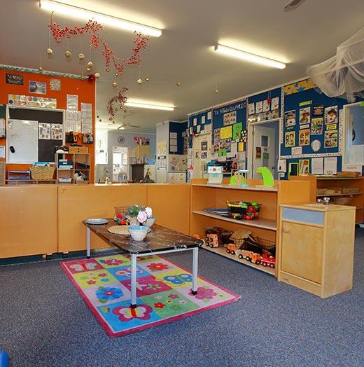 Kiwi Room inside