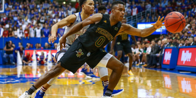Image result for Vermont Catamounts vs. Towson Tigers college basketball