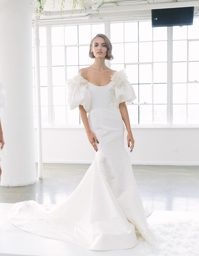 Must-See Fall 2018 Wedding Dress Trends – Part 2