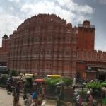 インド旅行記③ ジャイプールのウィンドウパレス