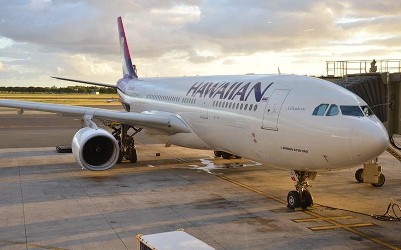 ハワイアン航空のエクストラコンフォートに乗ってみた