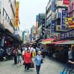 男達の初めてソウル旅行。