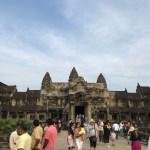 カンボジア旅行記 アンコールワット遺跡群へ