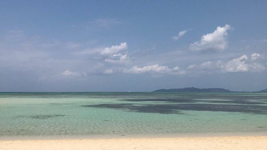 沖縄旅行記:1日目 石垣島に初めてやって来ました。