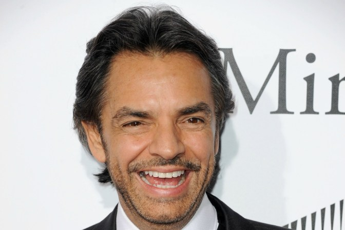 Eugenio Derbez Talks 'Overboard' and Why It's a Great Time For Latinos in Media