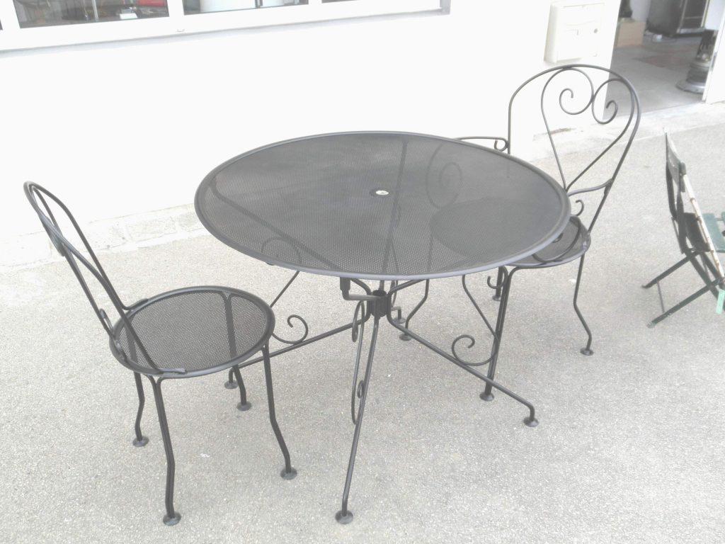 Table Et Chaise De Jardin Pas Cher Plastique - Novocom.top