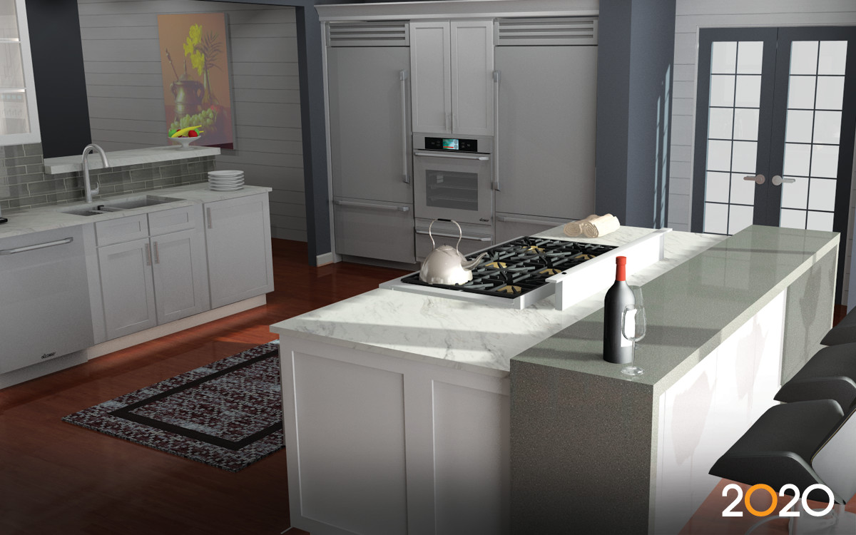 Virtual Reality Kitchen Design Software