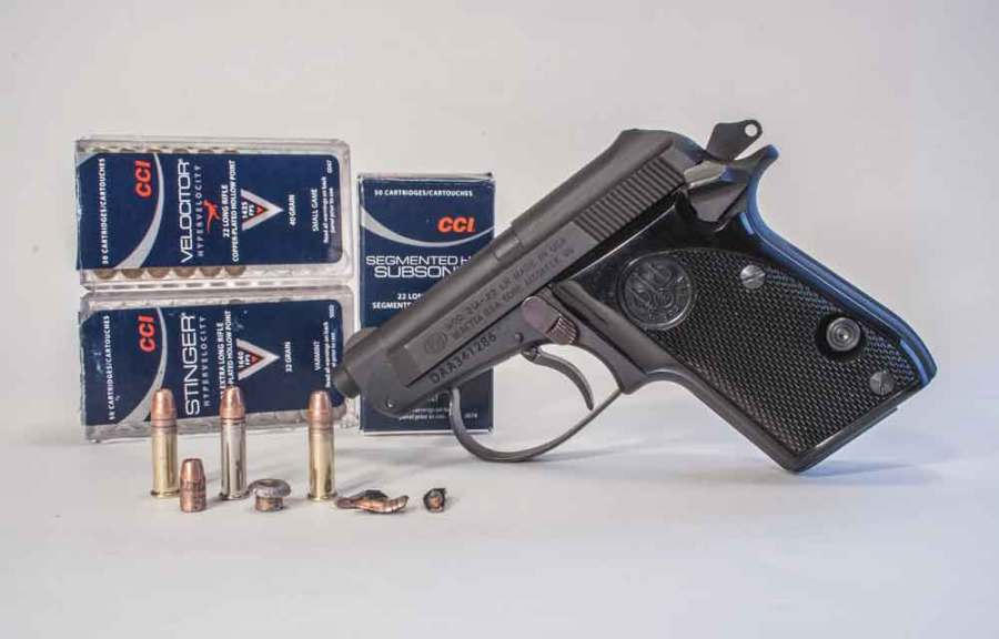 The  22 LR For Self Defense  Good  Bad Or Crazy    Gun Digest Ballistically  these three  22 LR loads performed well  even out of this sub