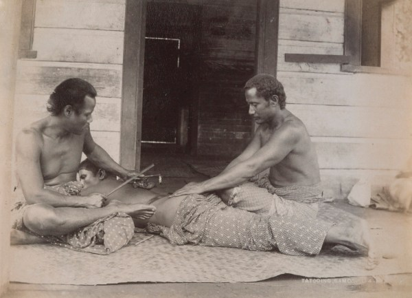 The Truth about the Samoan Tattoo (Tatau)