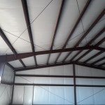 50x60x14 Metal Building With Living Quarters Titan Steel Structures