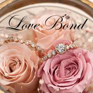 『Love Bond』 カラーダイヤモンドプレゼント!