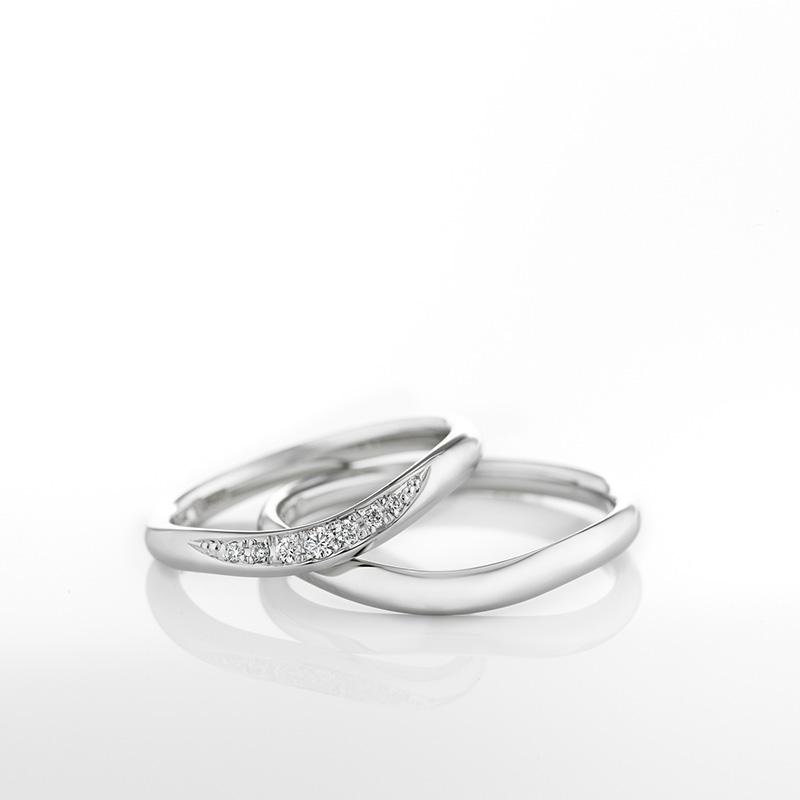 ロイヤルアッシャー結婚指輪(マリッジリング) WRA028・WRB038画像