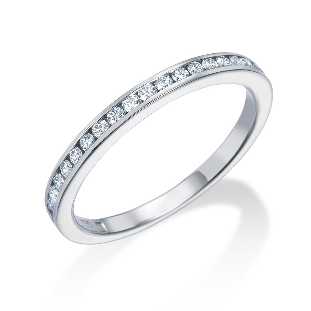 ロイヤルアッシャー エタニティリング 結婚指輪