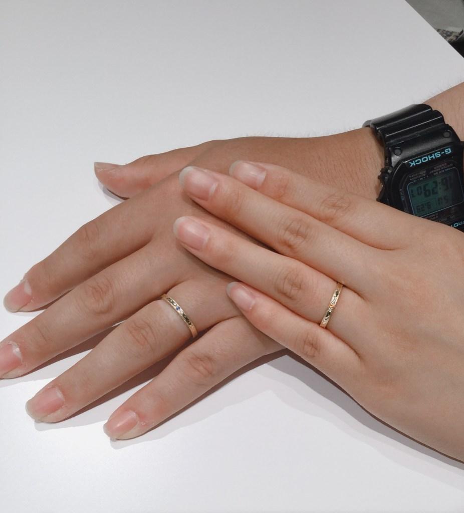 SOの結婚指輪「お客の声・評判」
