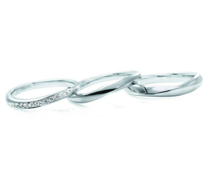 ルシエの結婚指輪「セレナーデ」