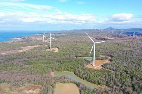 西海風力発電所