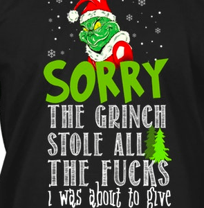 Grinch Stole