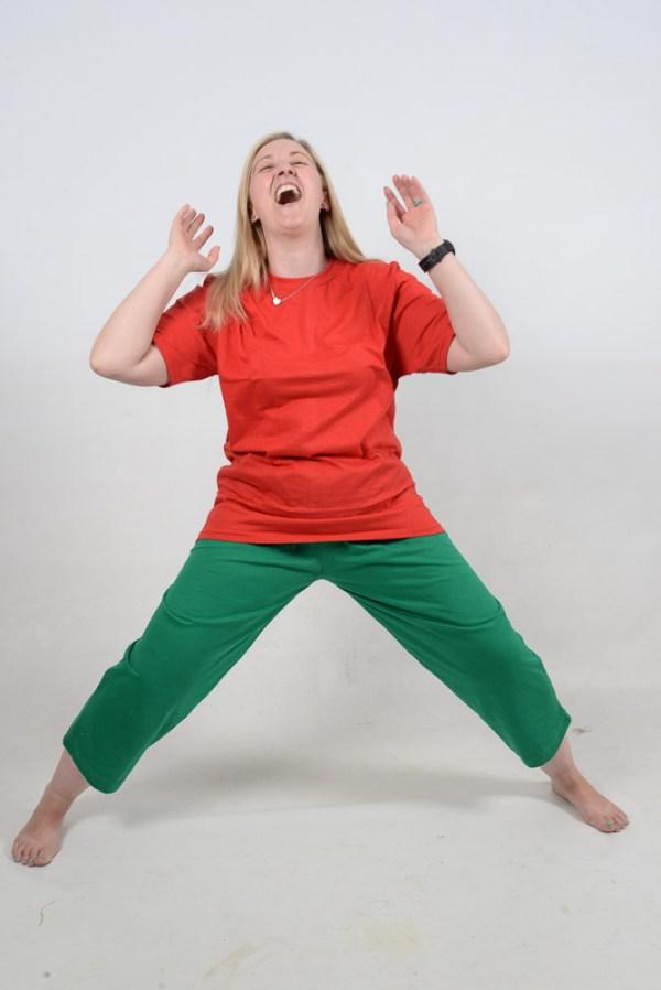 Comfy Pants Shout