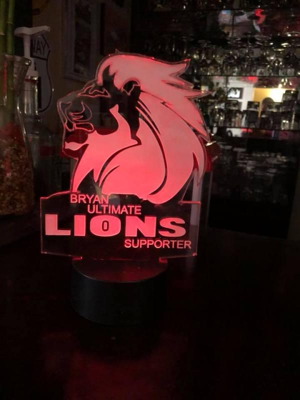 Lions Light